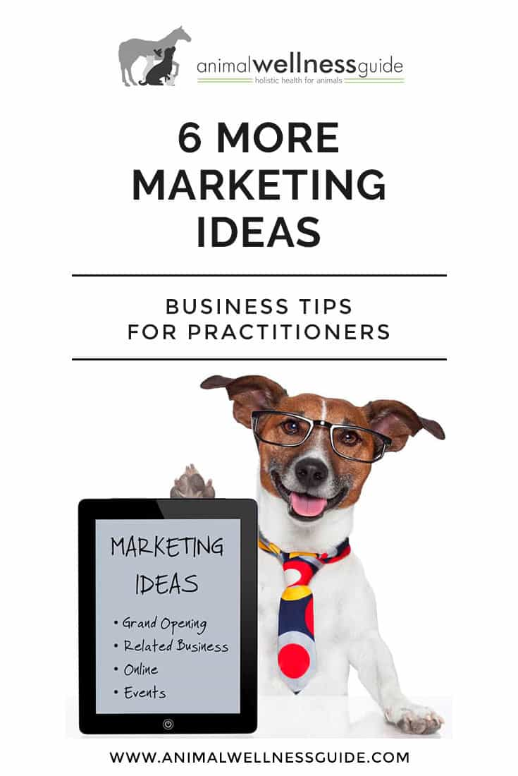 Small business marketing ideas and tips that are easy to implement.