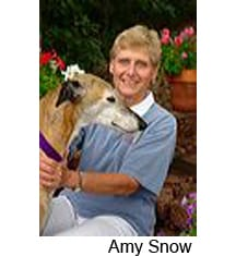 Amy Snow, Tallgrass Animal Acupressure Institute