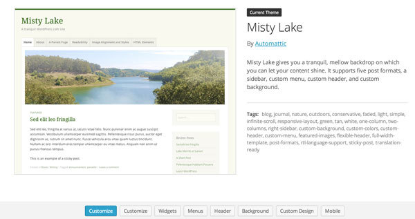 Customize-Misty-Lake