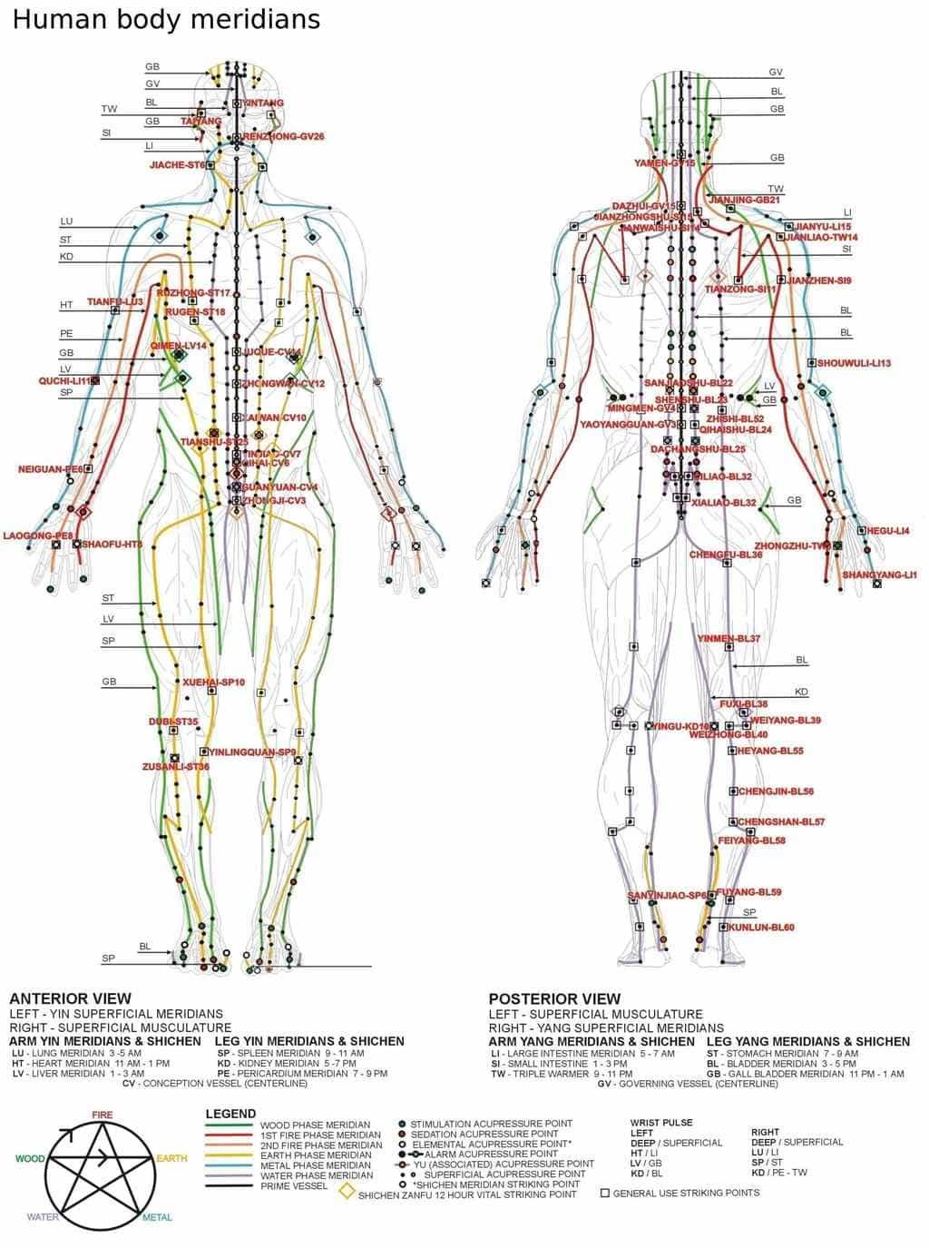 Alternative Healing Modality: Acupressure & Diego's Story ...