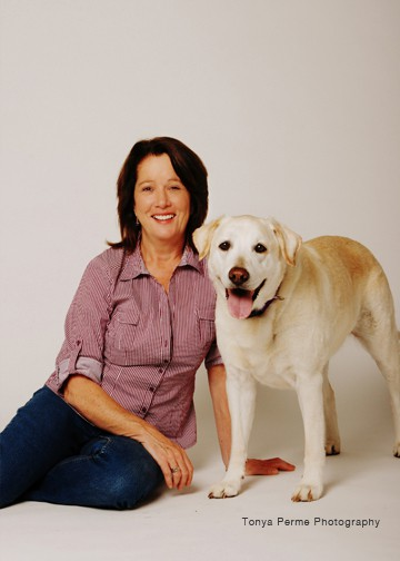 Animal communicator Barbara Martin