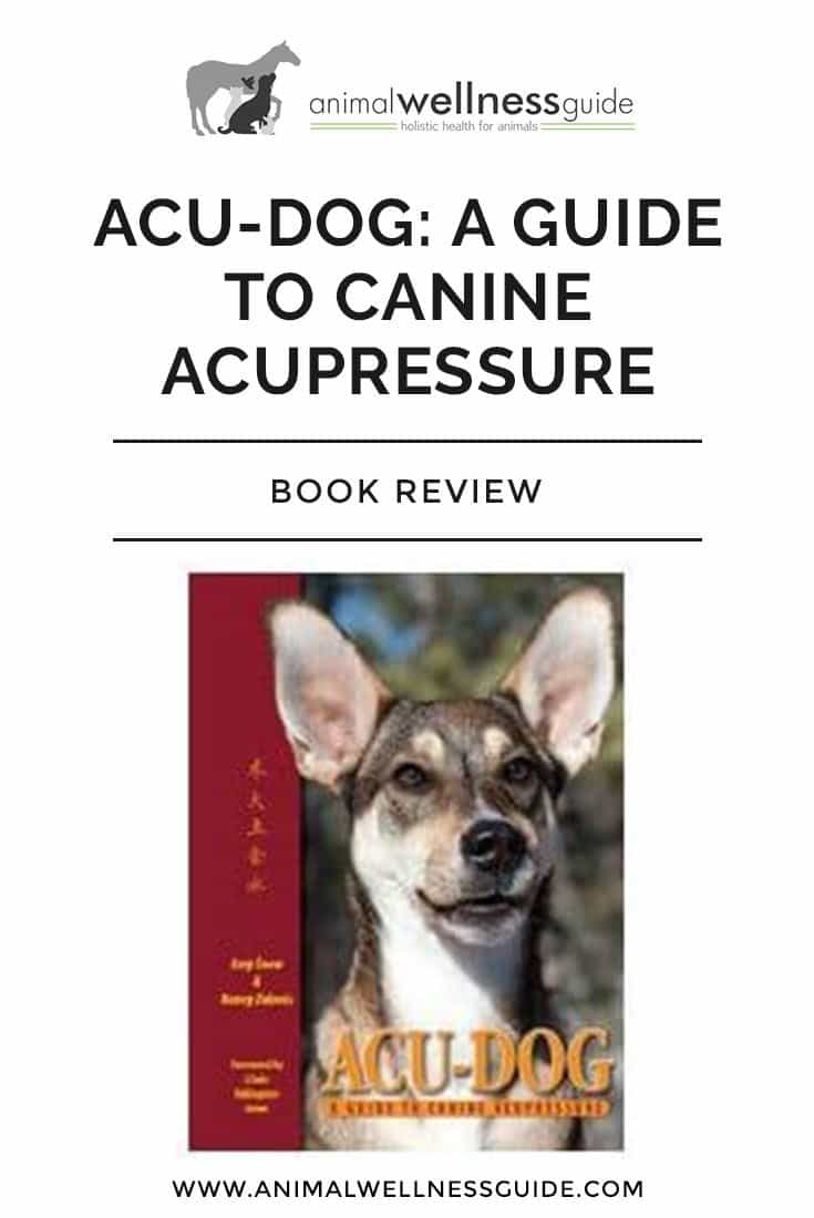 Learn how to maintain and improve your dog's health with the help of acupressure. The book has lots of acupressure point charts and step-by-step instructions for how to do acupressure for various health issues.