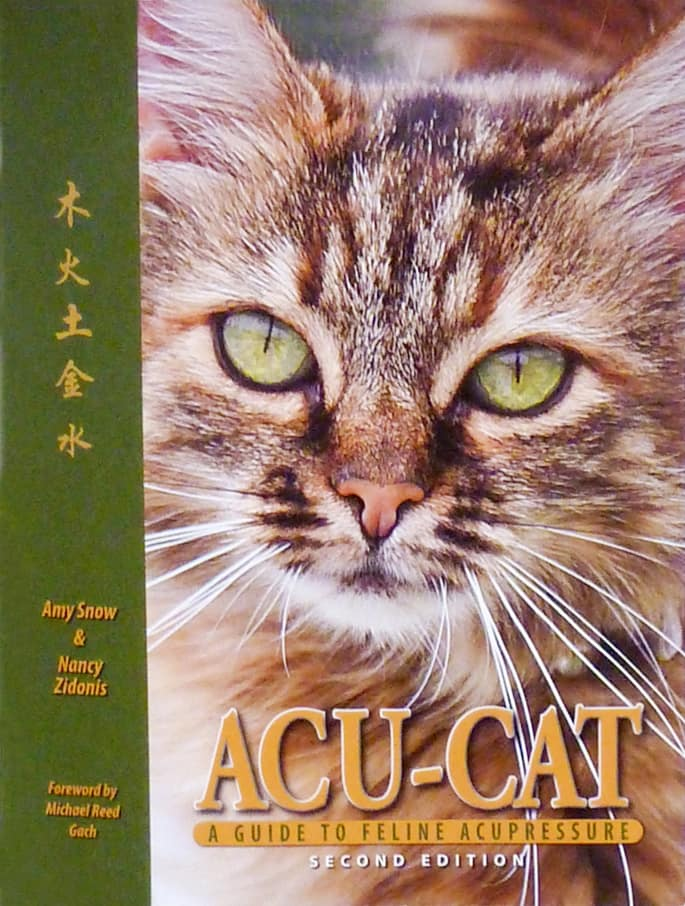 Acu-Cat: A Guide to Feline Acupressure