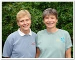 Meet Amy Snow and Nancy Zidonis, Tallgrass Animal Acupressure Resources