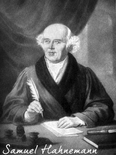 Homeopathy: Samuel Hahnemann