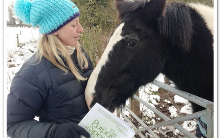 Meet Julie Lines, Voice of the Animals