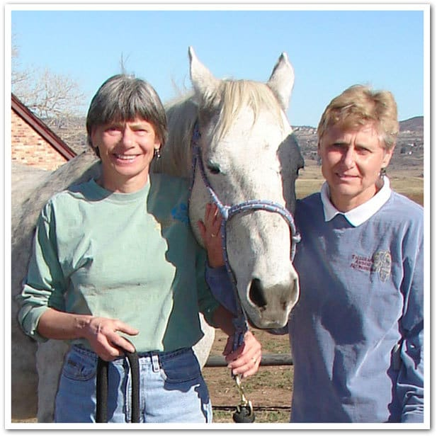 Nancy Zidonis, Co-Founder of Tallgrass Animal Acupressure Institute