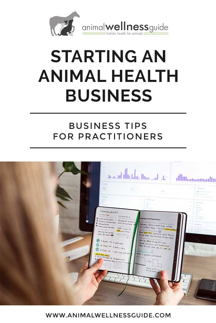 Tips for starting a small animal health business: what to keep in mind, mistakes to avoid, and more.