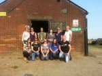 Kathleen Prasad's Visit to Remus Horse Sanctuary 2013