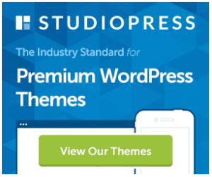 StudioPress Blogging tools by Animal Wellness Guide