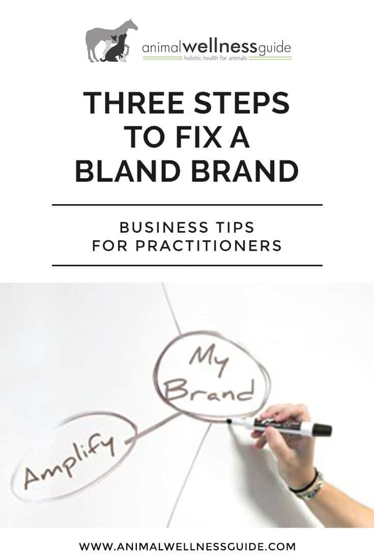 How to amplify your small business brand identity and clarify your message.