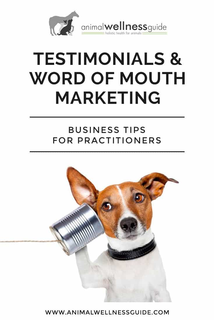 Our experts share their word of mouth marketing ideas and how to get testimonials you can use in your marketing strategy.