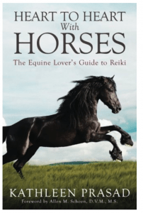 Equine Reiki: Heart to Heart with Horses