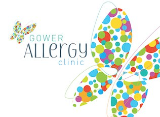 Gower Allergy Clinic logo