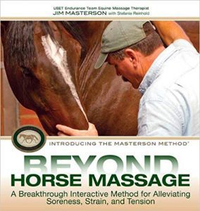 Beyond Horse Massage- A Breakthrough Interactive Method for Alleviating Soreness, Strain, and Tension