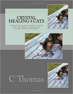 Crystal Healing 4 Cats- Learn how to use crystals to heal your cat. Make crystal grids, crystal essences and more