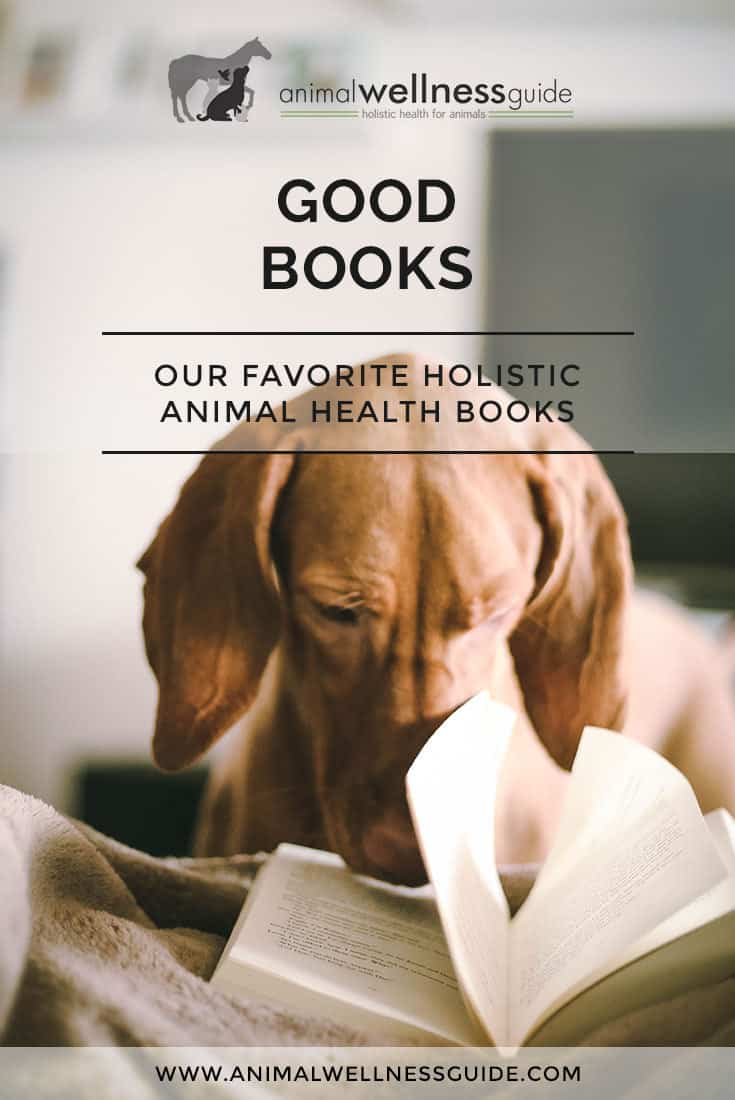 Good books! These are some of our favorite books on animals, animal behavior and natural health. They are all very interesting reads, fantastic resources, and highly recommended for any animal lover's home library. We keep adding to this page regularly, so check back often!
